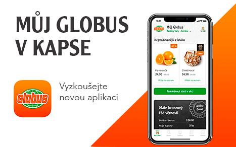 Mobilní aplikace Můj Globus 59c7b481ae