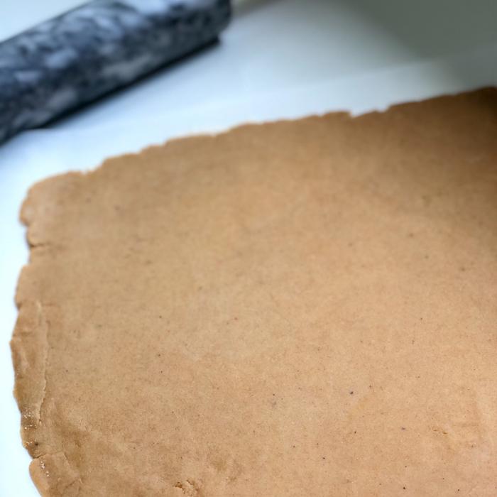 Cibulový koláč spórkem acheddarem