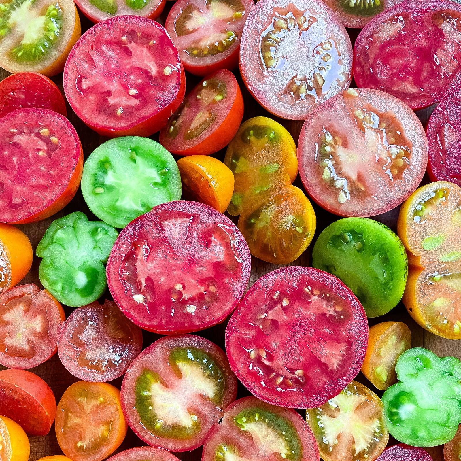 Rajčatový Tart Tatin