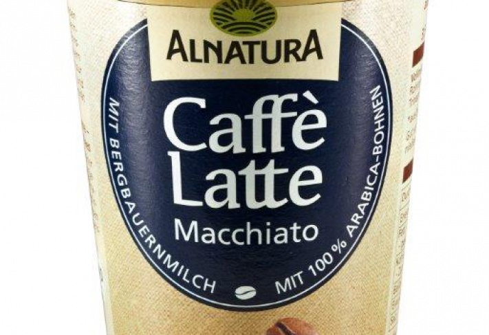 Alnatura Caffé Latte bio 230 ml