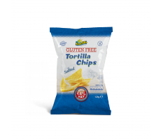 Baltaxia Tortilla Chips solené 125 g