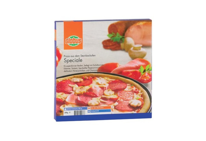 Pizza Speciale 350 g